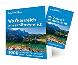 MERIAN live! Reiseführer Wo Österreich am schönsten...