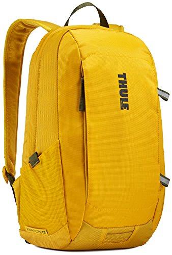 5. Thule EnRoute Nylon Amarillo mochila – La mochila para guardar tu portátil o netbook