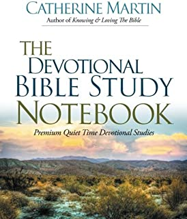 The Devotional Bible Study Notebook: Premium Quiet Time Devotional Studies
