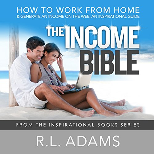 The Income Bible audiobook cover art
