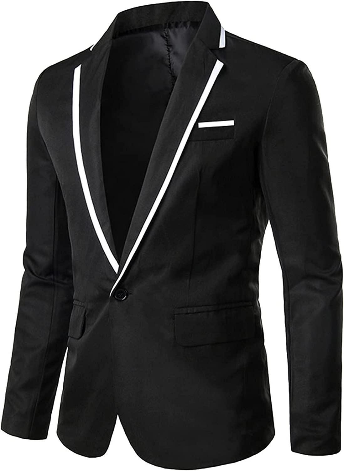 Premium Suit Industry No. 1 for Men's Save money Fashion Business Casual Youth Slim Blazer
