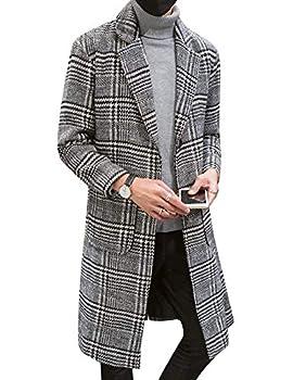 Best plaid pea coat Reviews