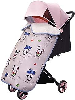 GUO Universal Baby Stroller Cosy Toes Lambswool Liner Winter Windproof Blanket Buggy Luxury Padded Footmuff