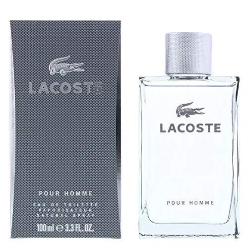 Lacoste Pour Homme Eau de Toilette, Uomo, 100 ml