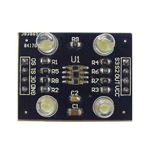 Demarkt TCS230 TCS3200 Farbsensor Farberkennungsmodul