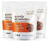 Purely Elizabeth, Pumpkin Cinnamon, Ancient Grain Granola, Vegan, Gluten-Free, non-GMO, 12oz (3 ct.)