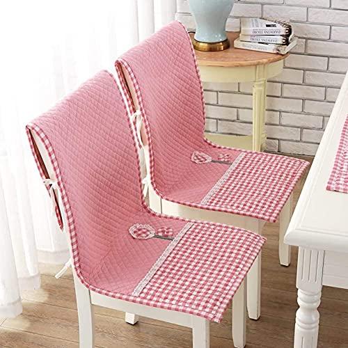 FHISD Cojines para sillas Cómodo, Antideslizante Comedor Cojín Suave para Silla Lazos Lavable 45x120cm (18x47inch), Tamaño: 45x120cm (18x47inch), Color: B (Color: A, Tamaño: 45x120cm (18x47inch))