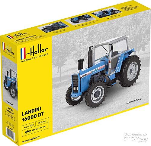 Heller 81403 Kit 1/24 Trattore LANDINI 1600 DT