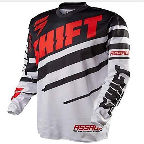 XIAMAZ Maillot de ciclismo Racing Jersey Motocross Jersey Downhill Ropa MTB Mountain...