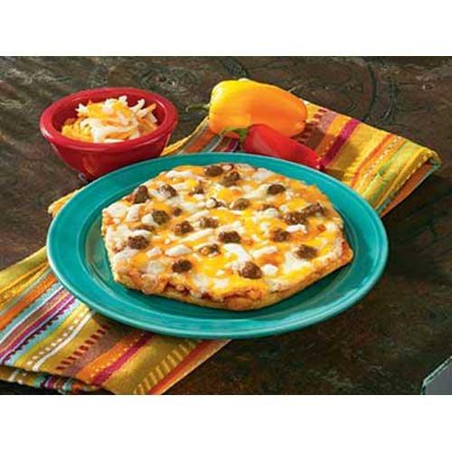 Tonys Fiestada Whole Grain Beef Pizza, 154 Gram -- 72 per case.