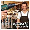 Ultimate Drill Bits (4pcs) - Last Day Promotion (6, 8, 10, 12mm)