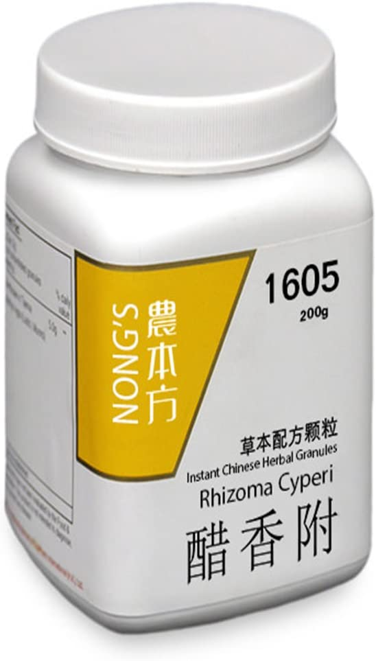 Cu Xiang Over item handling ☆ Fu - Nutgrass Nong's Granules Now on sale Concentrated Rhizome 200g