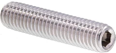Prime-Line 9183014 Socket Set Screws, #10-32 X 7/8 in, Grade 18-8 Stainless Steel, 10-Pack