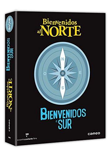 Bienvenidos al norte + Bienvenidos al sur [DVD]