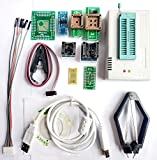 Nanao TL866Ⅱ Plus - Kit programmatore USB EPROM Flash BIOS programmabile Logic Circuits 8 adattatori Socket Extractor