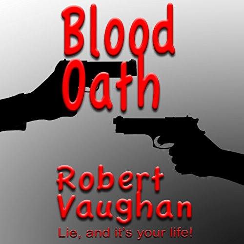 Couverture de Blood Oath