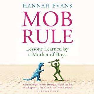MOB Rule audiobook cover art