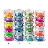 VIAIA 1 Set Cosmetic Grade Micalescente Powder Powder Epoxy Resin DIY Dye Pearl Pigment 54DC (Color : 5)