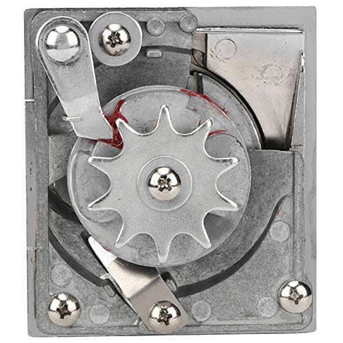Diseño de precisión, Duradero, de Repuesto, selector de Monedas, selector de Monedas retorcidas, para máquinas expendedoras de cepillos de Dientes(Capsule Machine Coin Slot (for 1-2 Coins))