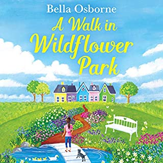 A Walk in Wildflower Park audiobook cover art