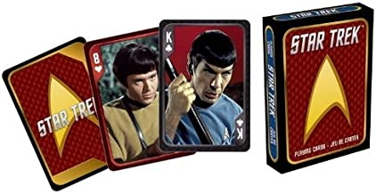 Best Aquarius Star Trek Playing Cards Review