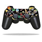 MightySkins Sony Playstation 3 PS3コントローラーと互換性あり - カクテルセラピー | 保護性 耐久性 ユニークなビニールラップカバー | 取り付け簡単 取り外し スタイル変更 | アメリカ製