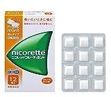 ニコレットフルーティミント 12個