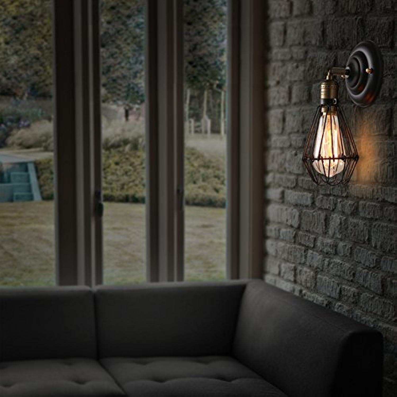 BESPD antiken Wandleuchten Loft kreative Flur Lampen Wohnzimmer Wand, SB-01