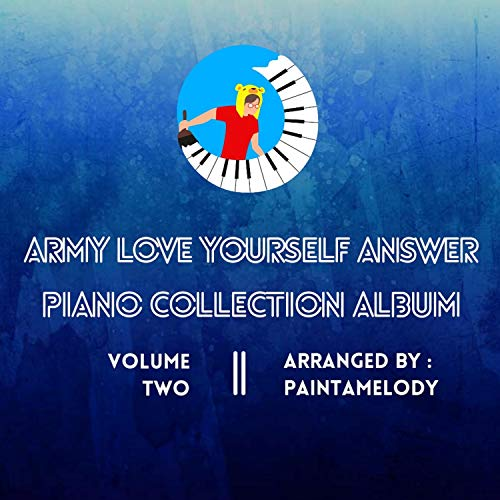 Army Love Yourself Answer Piano Collection Album, Vol. 2