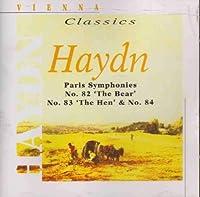 Haydn;Symphs.in D,C,G Major
