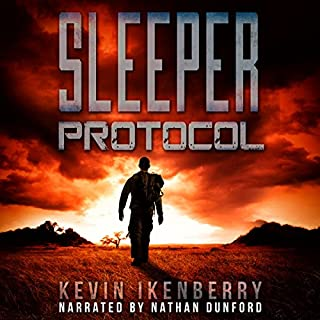 Sleeper Protocol                   By:                                                                                                                                 Kevin Ikenberry                               Narrated by:                                                                                                                                 Nathan Dunford                      Length: 11 hrs and 23 mins     25 ratings     Overall 4.5