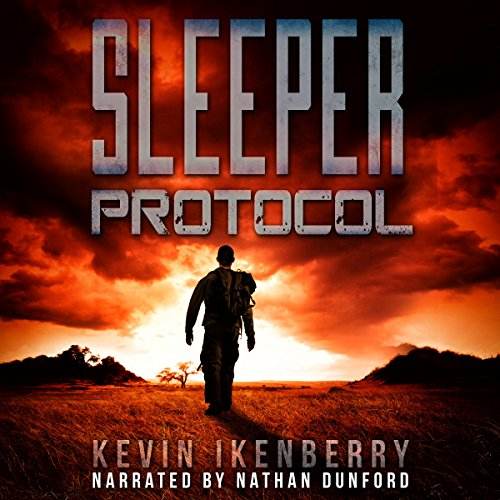 Sleeper Protocol audiobook cover art