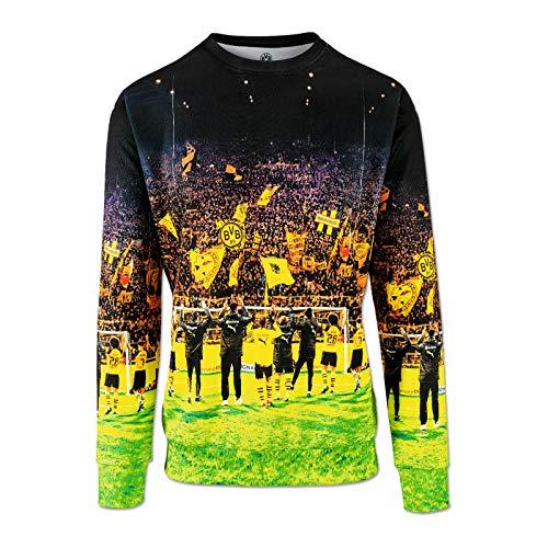 Borussia Dortmund BVB-Sweatshirt Gelbe Wand M