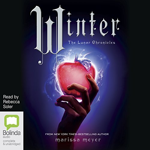 Winter audiobook cover art