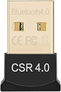 FC Bluetooth USB Version 4.0 ドングル USBアダプタ Windows10/Windows8/Windows7/Vistaに対応(Macに非対応)