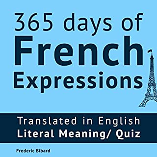 365 Days of French Expressions Titelbild