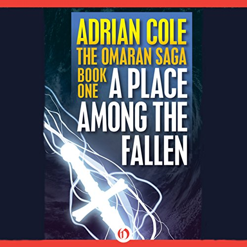 A Place Among the Fallen audiobook cover art