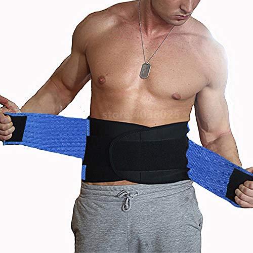 LLZGPZBD kwaliteit taille ondersteuning taille bescherming dunne ademende mesh lendensteun botplaat bescherming riem voor sport veiligheid