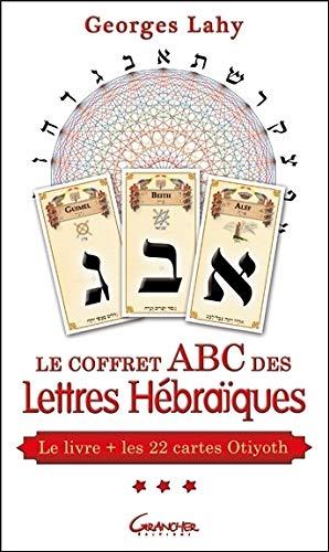Le coffret ABC des Lettres Hébraïques