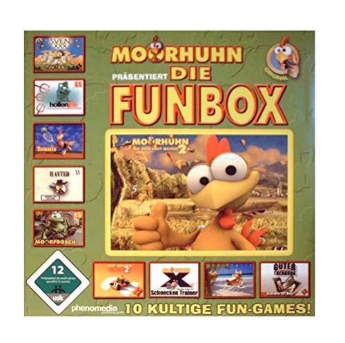 Moorhuhn - Die Funbox, 10 kultige Fun-Games