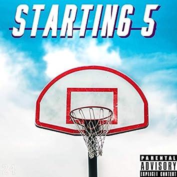 Starting 5 (R.I.P Kobe)
