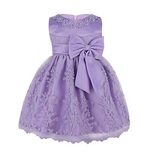 YiZYiF Baby Mdchen Kleid Prinzessin Hochzeits Taufkleid Blumenmdchen Kleider Party Festlich Kleid...