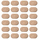 ZenToes 24 CT Bunion Cushions Waterproof and Odor Resistant Toe and Foot Protector Pads...