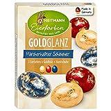 Heitmann - Pellicole decorative per uova di Pasqua, colore: oro lucido