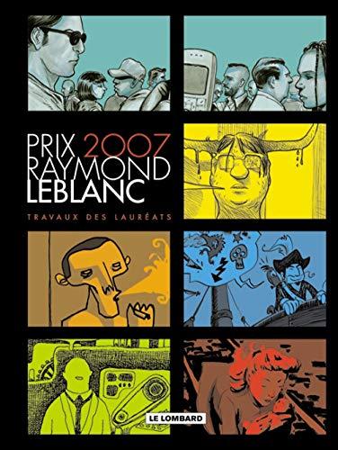 Auteurs Lombard - tome 13 - Prix Fondation Raymond Leblanc 2008