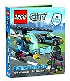 LEGO City Buch & Steine-Set: für 9 einmalige LEGO...