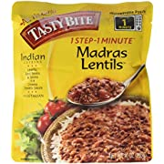 Tasty Bite Indian Madras Lentils, 5 Lb