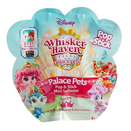Disney Whisker Haven Palace Pets Pop & Stick Mini Surprise Bag Series 1 (1 Random)