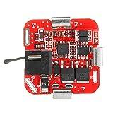 WEI-LUONG Combinación de instalación automática 5PCS 4S 14.8V 16.8V Tablero de protección de batería de Litio para Herramientas eléctricas Taladre Recto Tablero