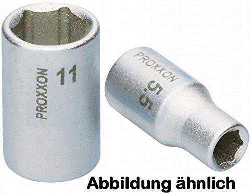 PROXXON 23713 Steckschlüsseleinsatz / Nuss 5,5mm Antrieb 6,3mm (1/4